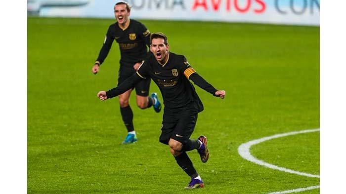 Jelang Semifinal Piala Super Spanyol, Koeman Beri Kabar Terbaru soal Messi, La Pulga Bakal Absen?