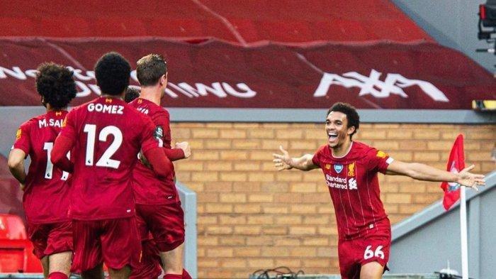 Besok Liverpool vs RB Salzburg, Pemanasan The Reds Lawan Arsenal di Community Shield