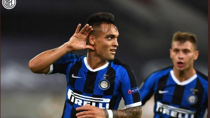 KABAR TERBARU BURSA TRANSFER Inter Milan Tolak Rp 1,3 Triliun dari Barcelona untuk Lautaro Martinez