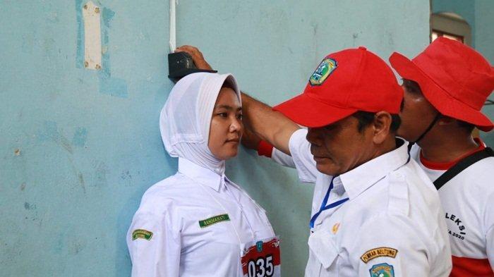 Dispora Belitung Minta Hasil Terbaik Seleksi Paskibraka, Hingga Kejar Seleksi Nasional