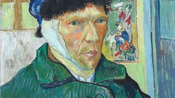 Kontroversi Misteri Putusnya Telinga Van Gogh yang Dibawa Mati saat Sang Maestro Bunuh Diri