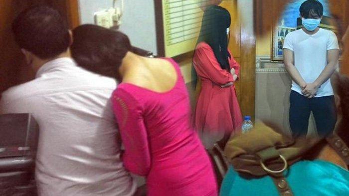 Oknum Dokter Gigi Digrebek Selingkuh di Rumah Sendiri, Suami Bawa Parang Kejar Selingkuhan Istri