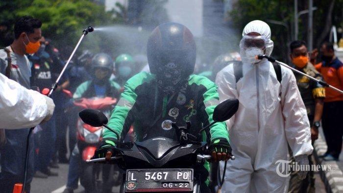 Ketika Dokter Paru-paru Beri Kecaman soal Disinfektan yang Disemprot ke Tubuh: Tak Disarankan WHO