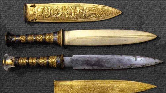 Bikin Syok Ilmuwan! Ternyata Senjata Firaun Dibuat di Suriah dengan Bahan Khusus dari Luar Angkasa