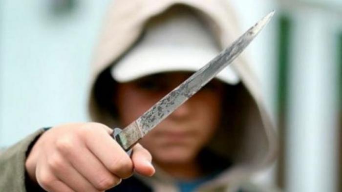 Gara-gara Nasi Padang, Preman Ini Ngamuk Ayunkan Pedang, Dua Pelayan Bersimbah Darah