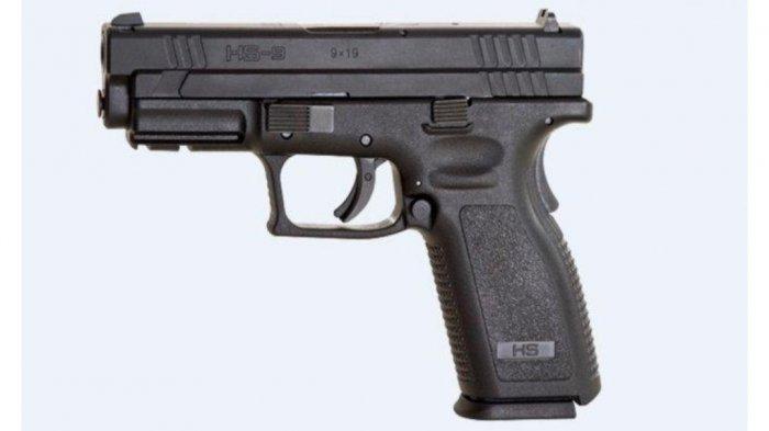 7 Unit Pistol HS Milik Polda Babel Dicuri dari Gudang, Ada yang Dijual Rp15 Juta, Ini Fakta-faktanya