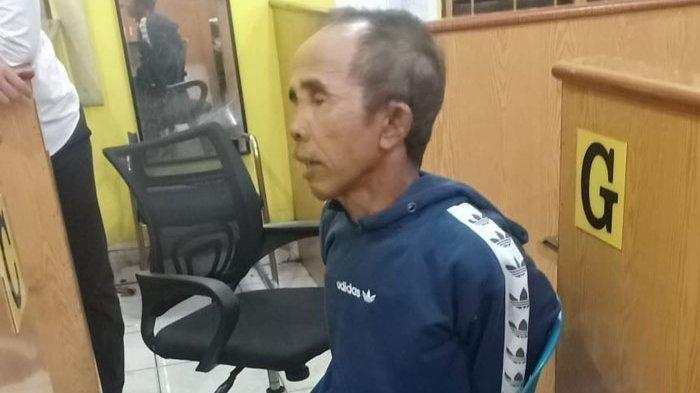 Terbakar Api Cemburu, Kakek Usia 60 Tahun ini Tega Piting Mantan Pacar Hingga Tewas