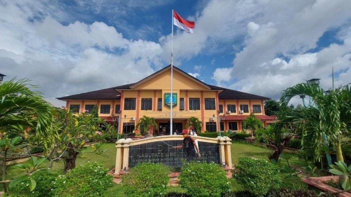 BPBD Disinfeksi Kantor DPRD Belitung Timur, Cegah Penularan Virus Corona Lebih Masif
