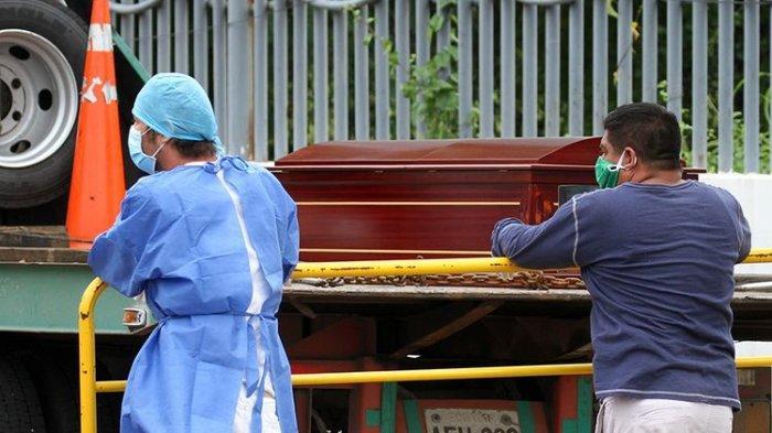 Wanita di Ekuador Tiba-tiba Bangun di Rumah Sakit, Sempat Dinyatakan Meninggal karena Covid-19