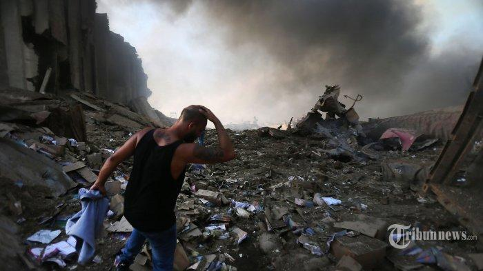 Perancis Hingga Rusia Tawarkan Bantuan ini kepada Lebanon Pasca-Insiden Ledakan di Beirut