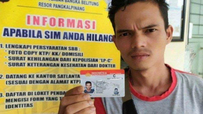 Polri Launching Aplikasi Sinar, Warga Perpanjangan SIM Tak Perlu ke Satpas Lagi