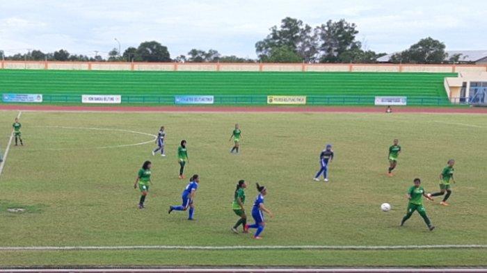 Kualifikasi PON 2020 Grup 1: Babak Pertama Sumatera Utara Kandaskan Bengkulu 4-0