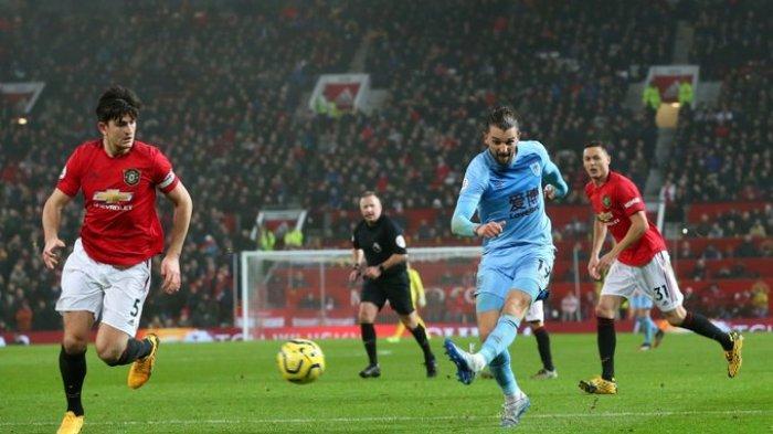 Manchester United Keok Lagi di Old Trafford, Tim Tamu Burnley Cetak Dua Gol Tanpa Balas