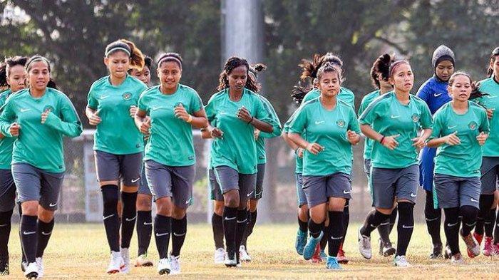 Timnas Putri Indonesia Kalahkan Maladewa 6-0