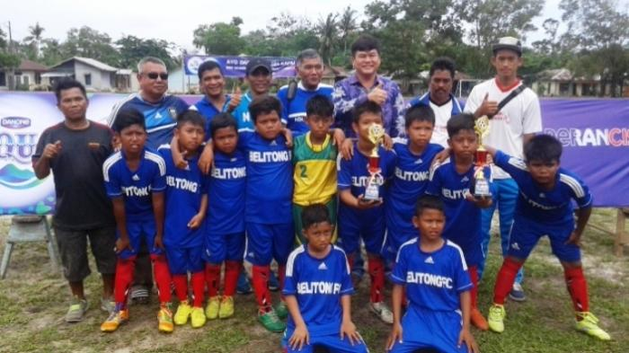 SSB BFC dan Fita Perol Wakil Babel di Regional Sumatera