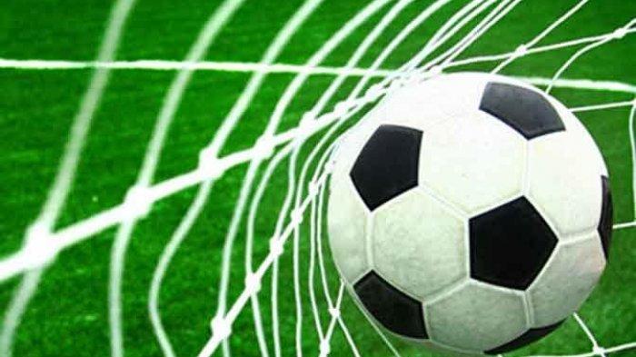 Tendangan Lendi Jadi Penentu, Sukamandi Sang Juara Liga Desa Beltim 2021
