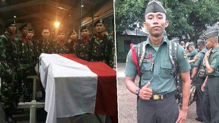 Anggota TNI Tewas Ditusuk, Inilah Sosok Serda Darma Aji yang Tolak Tawaran Minum Miras