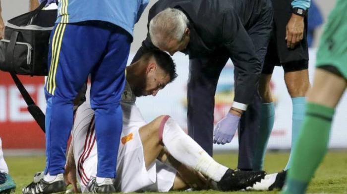Real Madrid Terancam tak Bisa Mainkan Sergio Ramos yang Cidera