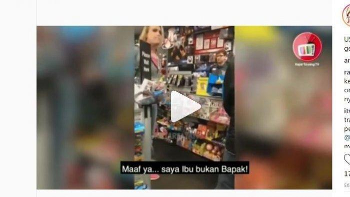 Pengunjung Minimarket Ini Marah Gera-gara Dipanggil Pak, Ini Fakta Sebenarnya