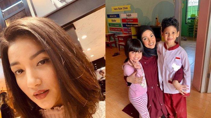 Kesulitan Bertemu Putra Putrinya di Rumah Atalarik Syach, Ini Kata Tsania Marwa