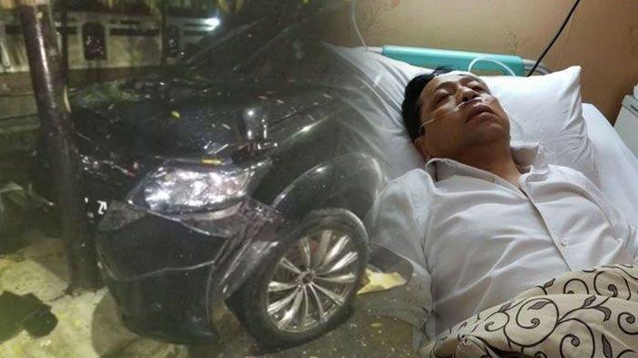 Bikin Geregetan! Ini 5 Kejanggalan Kecelakaan Setya Novanto, Nomor Polisi Hingga Kondisinya