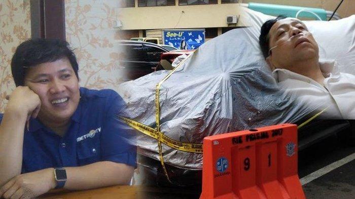 Inilah Sosok Hilman, Tersangka dalam Kecelakaan Mobil Setya Novanto, Dari Sopir Hingga Wartawan TV