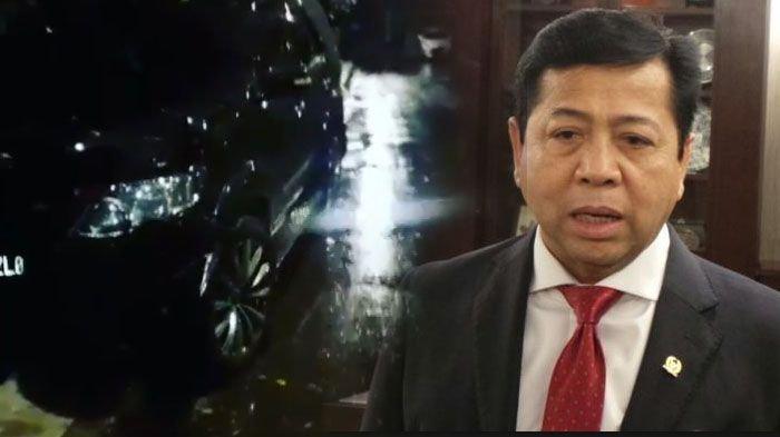 Dijemput Penyidik KPK Tak Ada di Rumah, Ternyata Ini Tempat Persembunyian Setya Novanto
