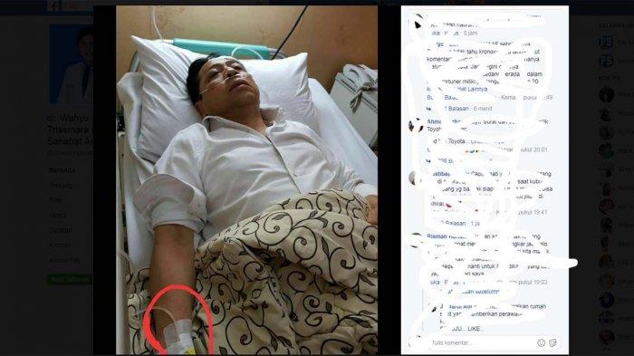 Dokter Ini Bilang Setya Novanto Menggunakan Jarum Infus Bayi, Ini Penjelasan Kuasa Hukumnya