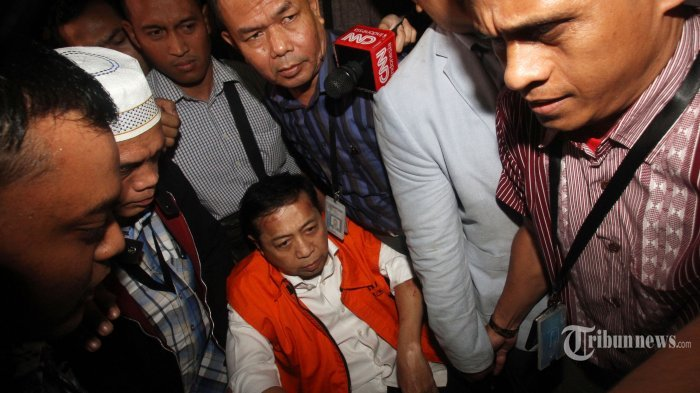 Setya Novanto Resmi Ditahan KPK, Golkar Beberkan Dua Skenario Pergantian Ketua DPR, Apa Saja?