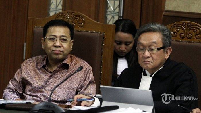 Setya Novanto Bersedia Ungkap Aktor Besar di Balik Kasus Korupsi e-KTP, Pengacara: Minta yang Mana?