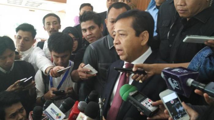 Setya Novanto dan Metro TV Akhirnya Berdamai di Dewan Pers