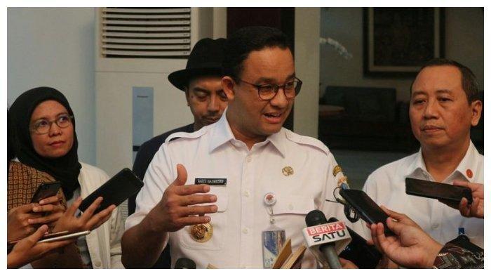 Tega Oknum PNS DKI Jakarta Ini Makan Uang Anak Yatim, Anies Baswedan Geram Pecat secara Tidak Hormat