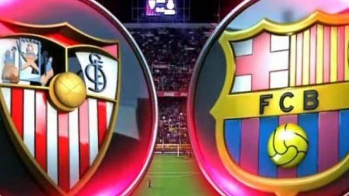 Prediksi Susunan Pemain Sevilla vs Barcelona