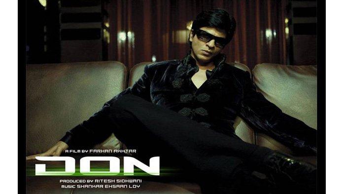 Benar-benar Keren, Inilah Film India Genre Action yang Dibintangi Shahrukh Khan