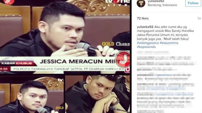 Pak Jaksa Ganteng Ternyata Punya Istri Cantik Mantan Kontestan Puteri Indonesia