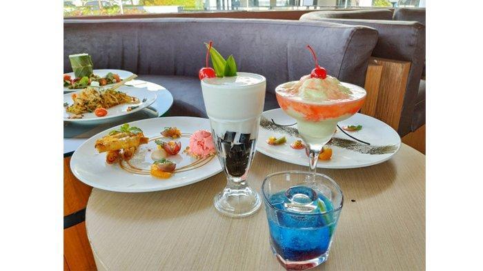 Minuman Olahan Tape Hotel BW Suite Lagi Promo Loh