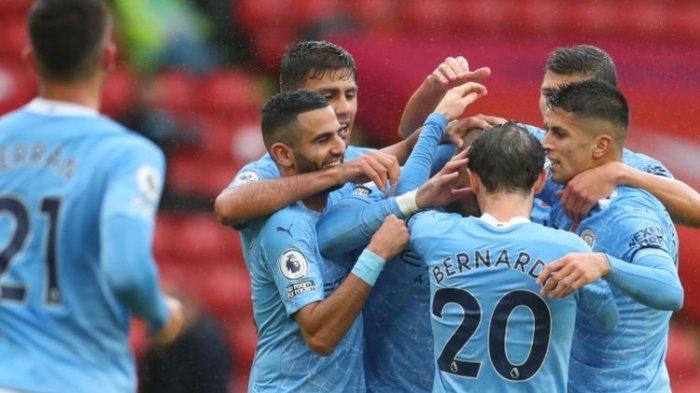 Hasil Liga Inggris Sheffield vs Man City, The Citizens Menang Tipis 1-0