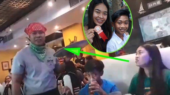 Dua Remaja Makan di Restoran, Begitu Makanan Datang Tangis Keduanya Pecah