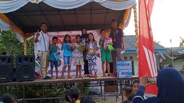 Meriahkan HUT Ke 74 RI, TDM Belitung Adakan Showroom Event di Pangkal Lalang