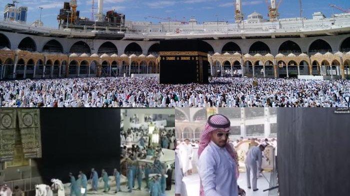 Mengintip Proses Pembersihan Masjidil Haram, Perlu 2700 Pekerja Selama 24 Jam Non Stop