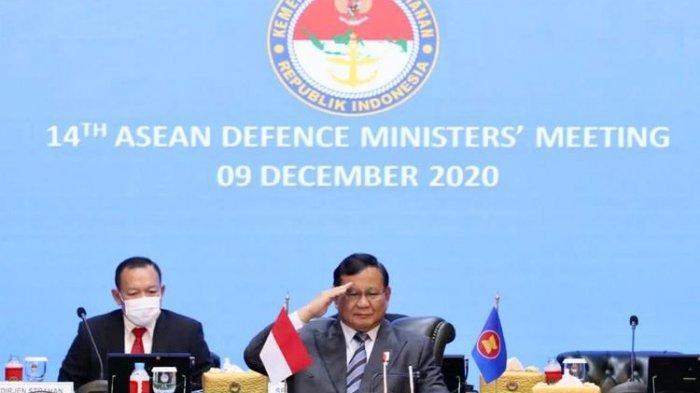 Prabowo Pastikan Posisi Indonesia Netral Selama Lakukan Diplomasi Pertahanan