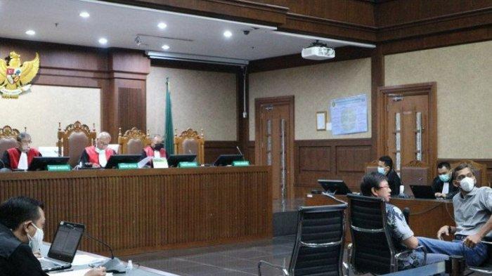 Sidang Kasus Suap Eks Sekretaris MA, Saksi Sebut Nama Iwan Bule dan Ketua BIN