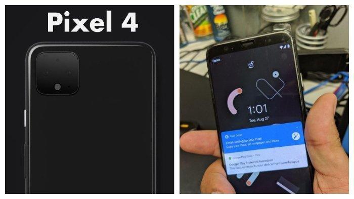 Bocoran Wujud Asli Google Pixel 4, Simak Spesifikasi dan Penampakannya, Pakai Dual-Camera