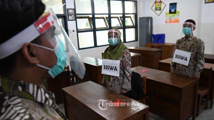 Sekolah Tatap Muka, Jokowi Minta Hanya 2 Jam Saja, Ini Kata Kemendikbudristek