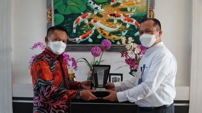 Bangun Sinergi, Ketua DPRD Bangka Belitung Dukung Program PLN