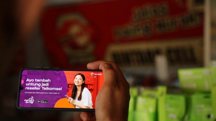 Telkomsel dan Gojek Perkuat Sinergi untuk Pemberdayaan Mitra UMKM Lewat Aplikasi DigiPOS Aja!