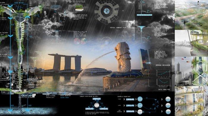 Menakjubkan! Ini Rahasia Tersembunyi di Bawah Tanah Singapura, Banyak yang Belum Tahu