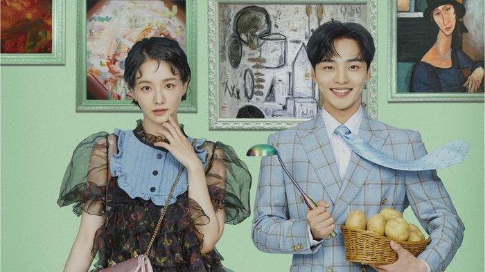 Kim Min Jae dan Park Gyu Young Bintangi Drama 'Dali and Cocky Prince', Intip Sinopsisnya!