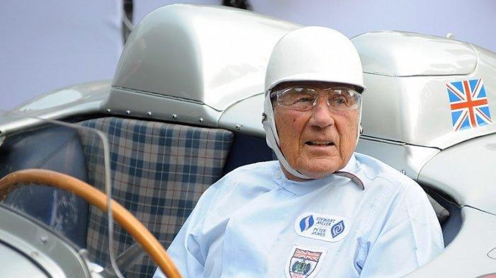 Sang Legenda Sepanjang Masa Formula 1, Sir Stirling Moss Tutup Usia