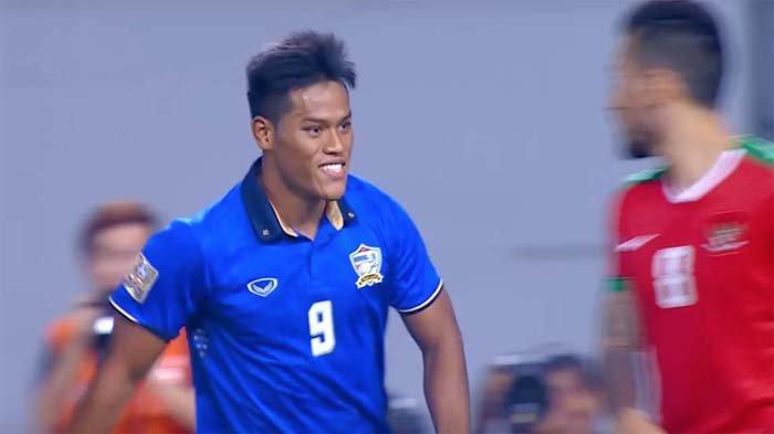 Siroch Chatthong, Penebar Mimpi Buruk buat Timnas Indonesia Hanya Bermain di Klub Kasta Kedua